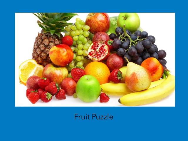 Fruit Puzzle  by Riham  Marwan