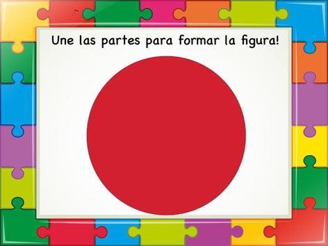 Une Las Mitades Para Formar La Figura  by Andrea N. Lebron