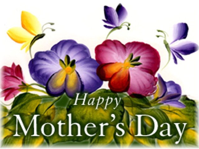 Mother's day by Carol Smith