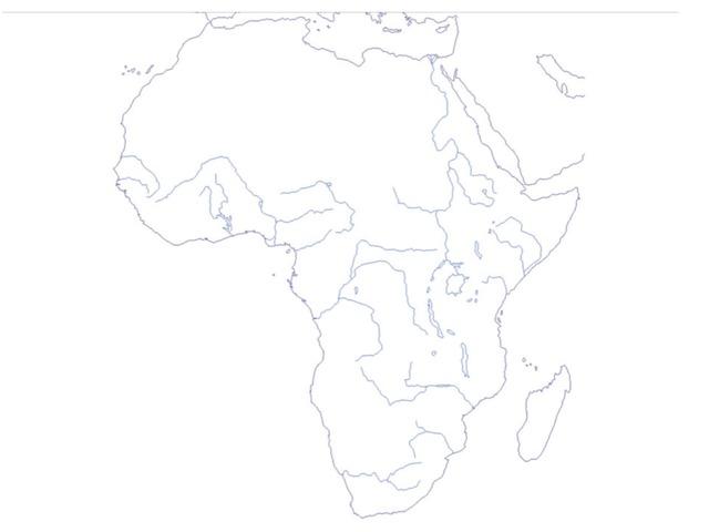 Ríos De África by Carla García