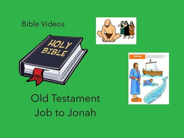 Old Testament: Job To Jonah by Carol Smith