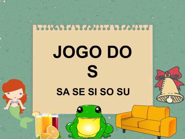 JOGO DO S by Tobrincando Ufrj