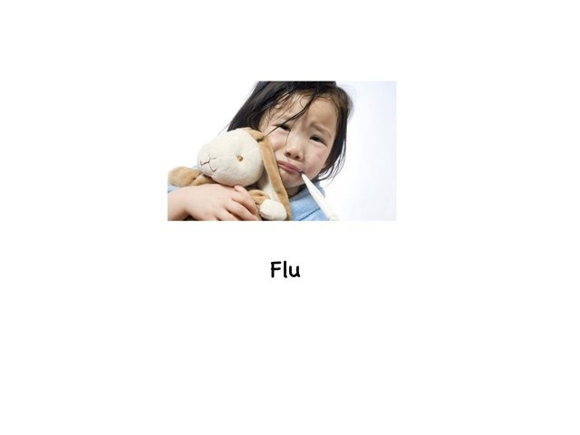 Flu by Rebecca Jarvis