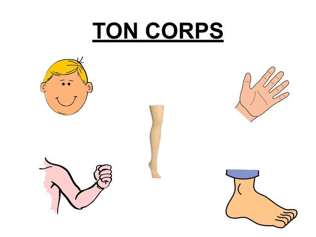 Ton Corps by Valerie Escalpade