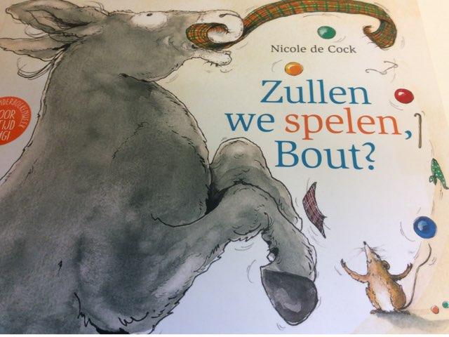 Prentenboek: Zullen we spelen, Bout? by Emalie Jansen