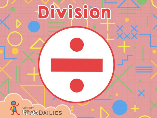 Division by Kids Dailies