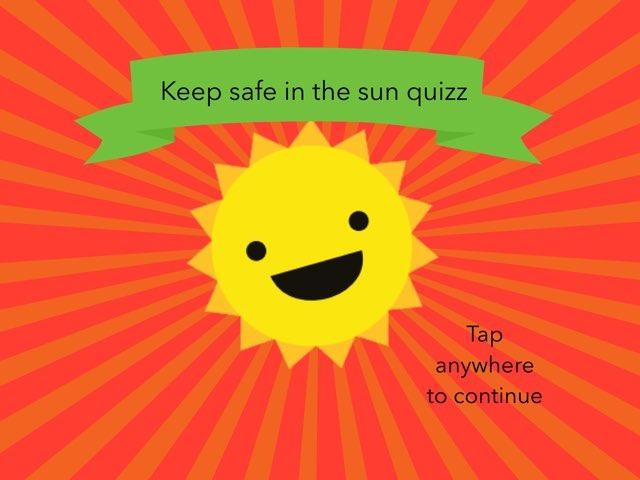 #sun#quiz#epicness by RGS Springfield