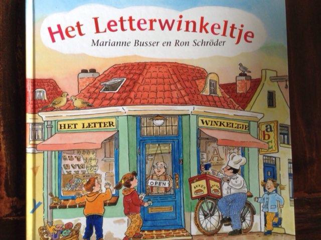 Het letterwinkeltje - Deel 4 by Britt vanKessel