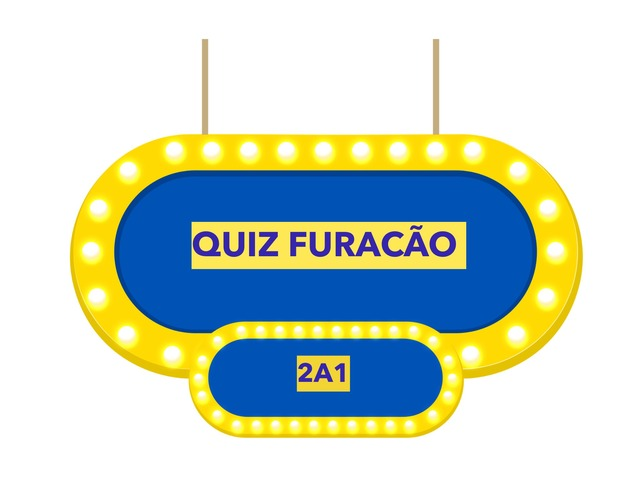 Quiz Furacão 2A1 by CRB FRSP