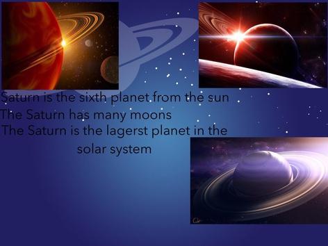 Solar System Rafael Y2A by Coordenação Tecnologias Educacionais
