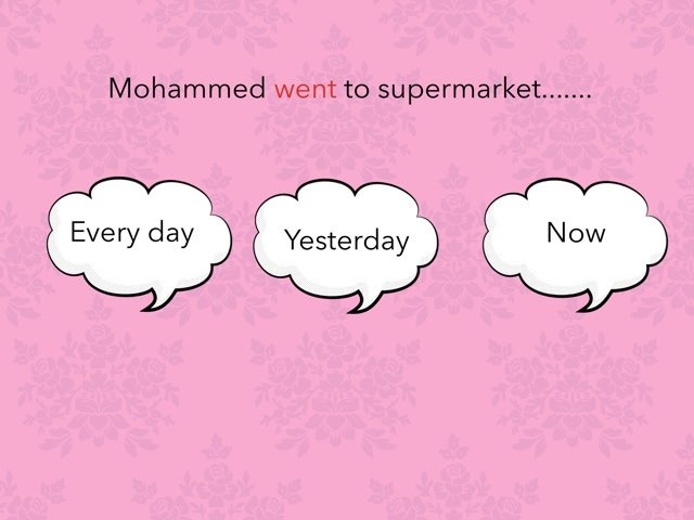 Past Simple  by Teacher  Wa