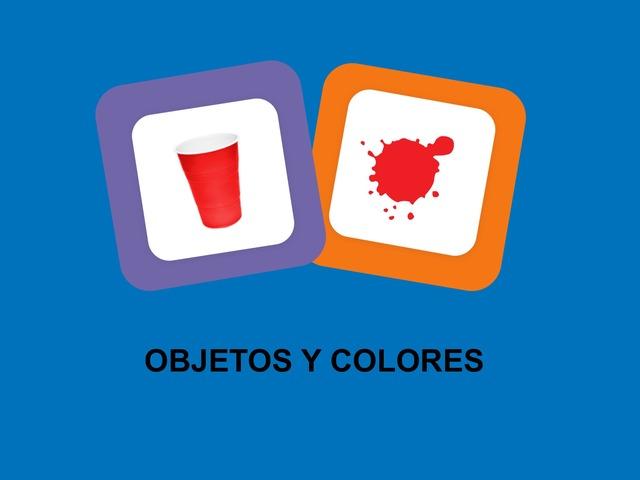 Objetos Y Colores by Francisca Sánchez Martínez