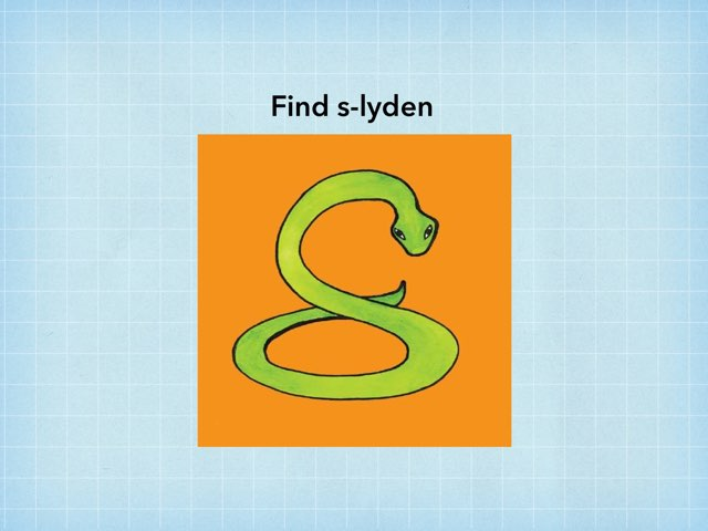 Find S-lyden by Sørine Riis