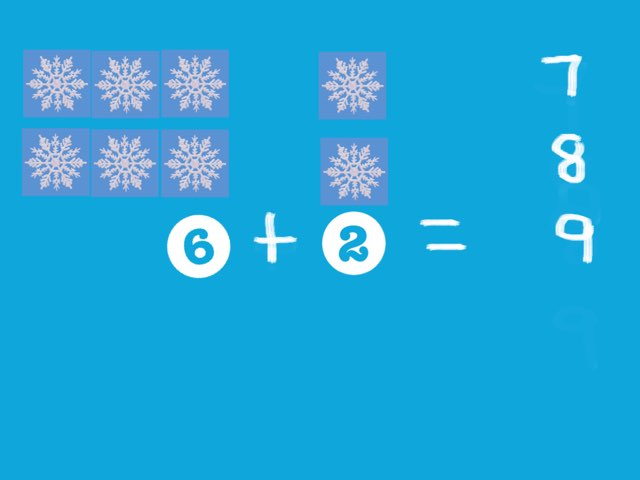 Winter Math by Erica Vogt