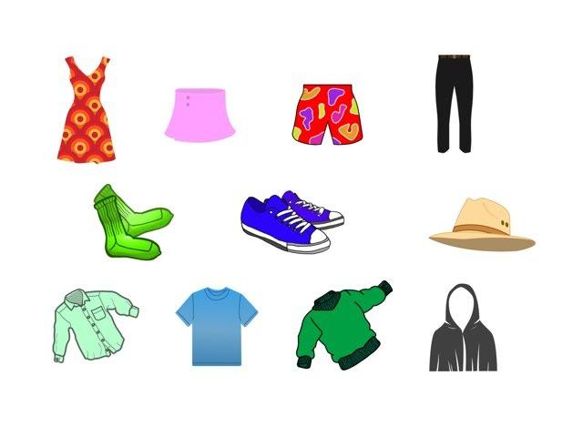 Les Vêtements  by Audrey Waltz