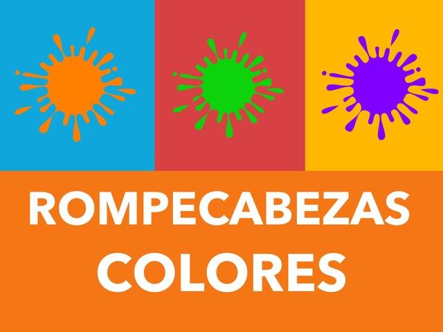 Rompecabezas Colores by Tiny Tap