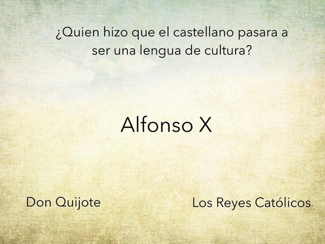 Lengua by Aitana Sanz