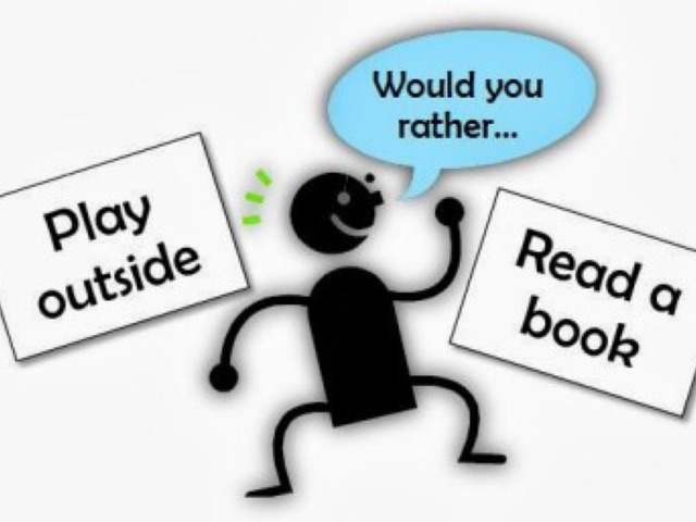 Would You Rather? by Carol Smith