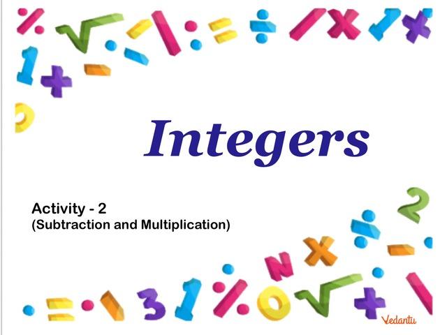 G7 Integers 2 by Pulkit Jain
