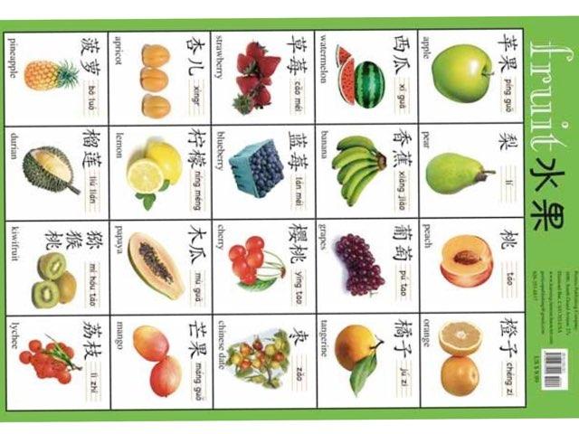 水果 by Wenqin Zhuang