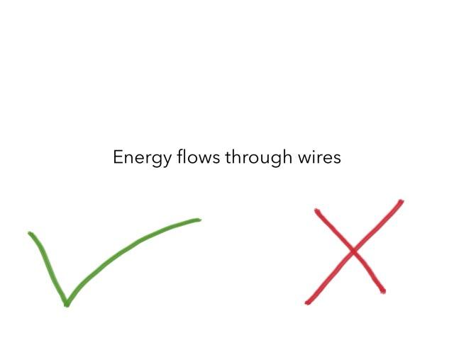 Electricity Quiz by Thomas Jefferson