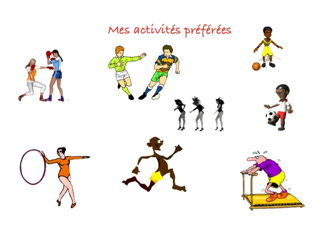 Les Loisirs by Margherita Vitale