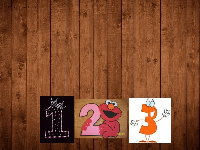 1,2 And 3 by Shelley Roach