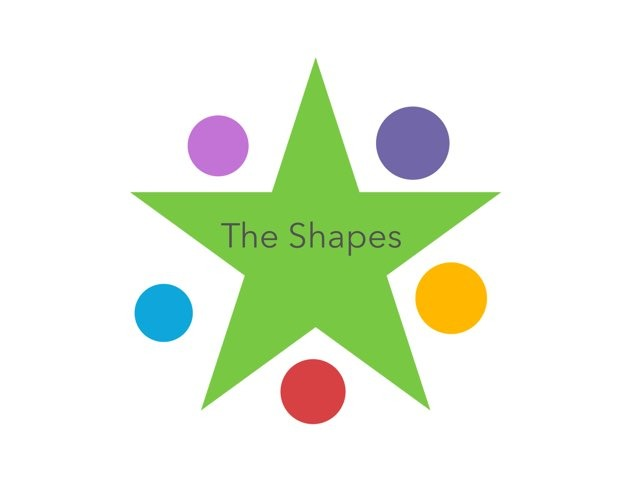 The Shapes by Jamie Maurice
