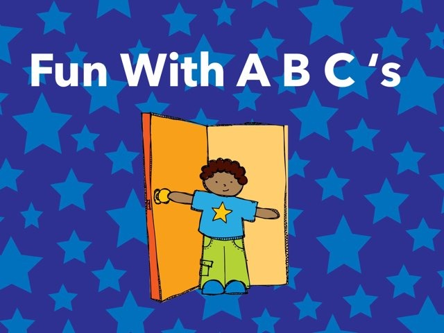 Fun With ABC's by A. DePasquale