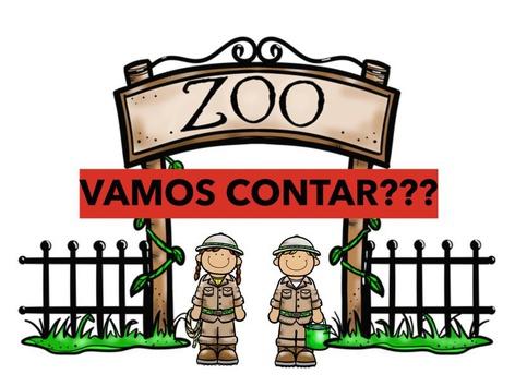Vamos Contar? by Luciana Neves Arraval