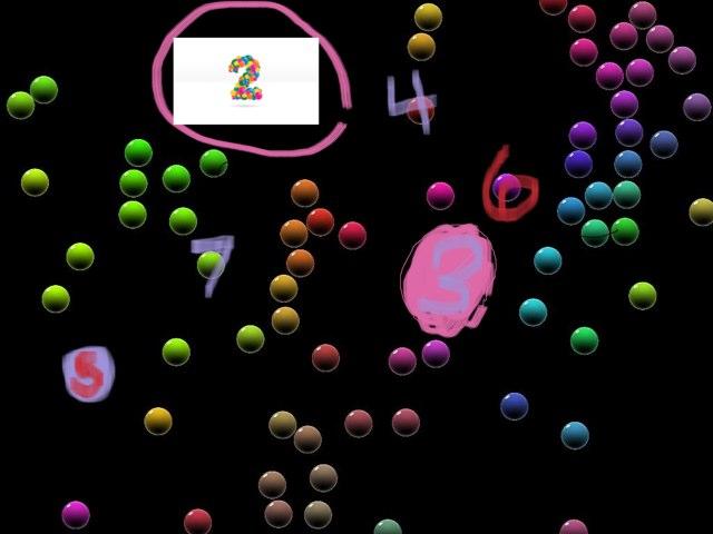 123 Bubble Pop by Makenzie Mathews
