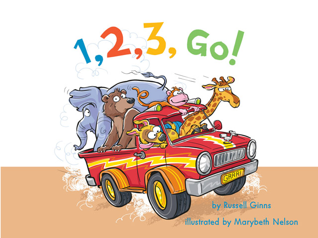 1,2,3 Go! by The Learning Company