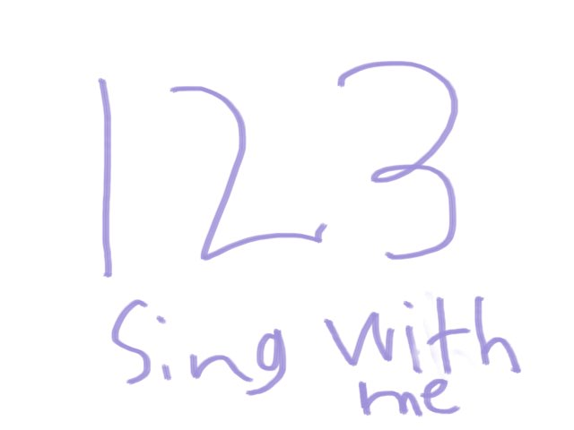 123 Sing With Me by Sara Fanning