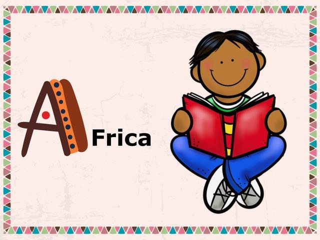 Repaso Africa  by Patricia Elvira lindo