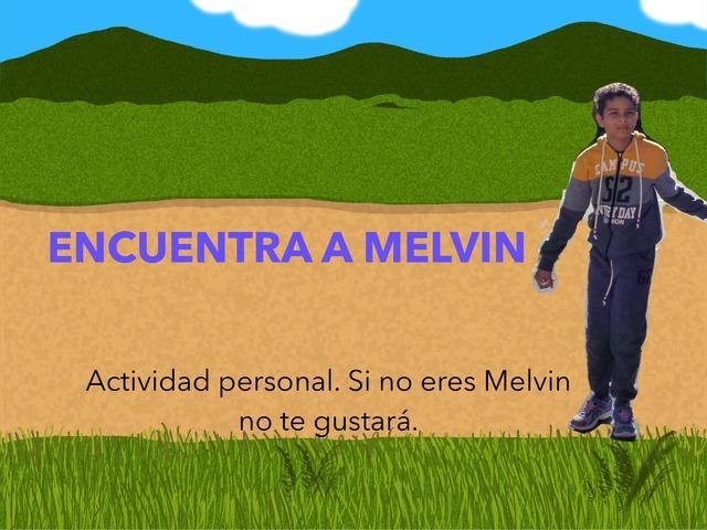 Encuentra a Melvin by Jose Sanchez Ureña