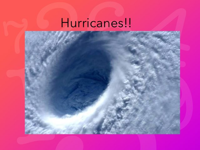 Hurricanes by Jane Miller _ Staff - FuquayVarinaE