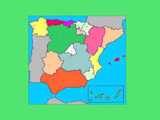 Las Comunidades Autónomas by Samuel Carballares Quesada