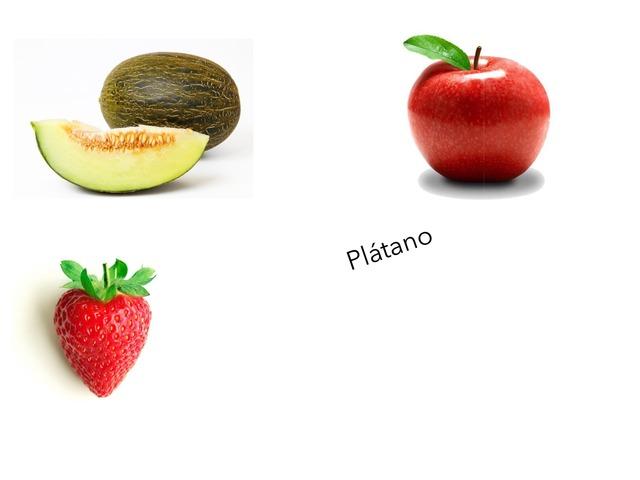 Frutas Básico by blanca