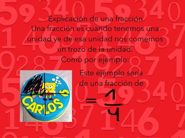 Fracción by Diego Blasco Moreno