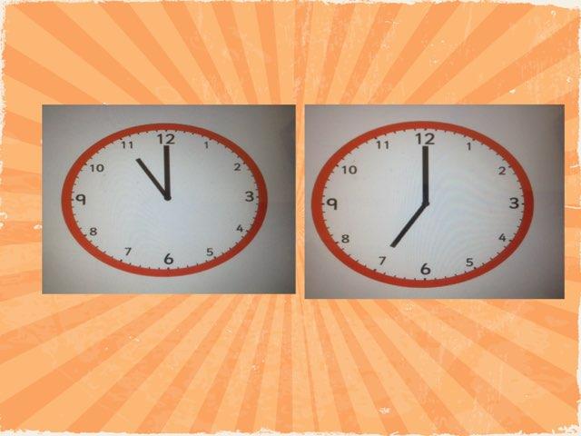 What Time Is It? by Deborah Fletcher
