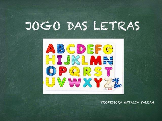 Jogo Das Letras by Natalia Paluan