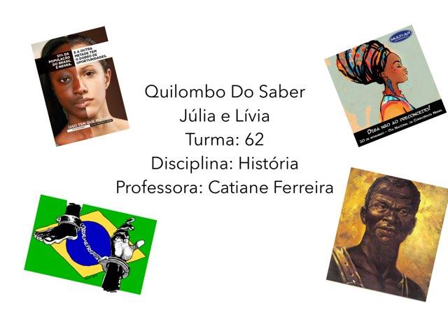 Júlia E Lívia by Rede Caminho do Saber