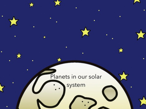 Planets In Our Solar System  by Andrea La Grue