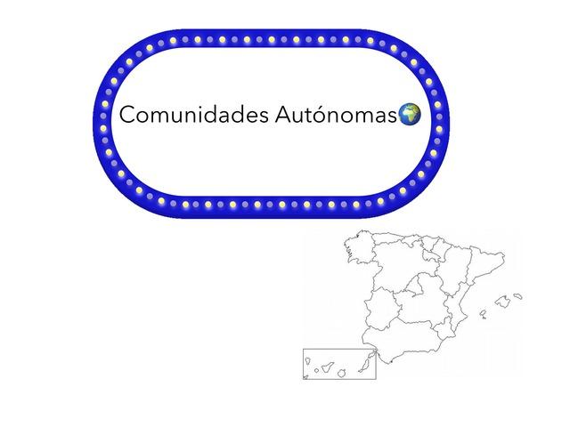 Comunidades y provincias. by Aaron Claude Smolik