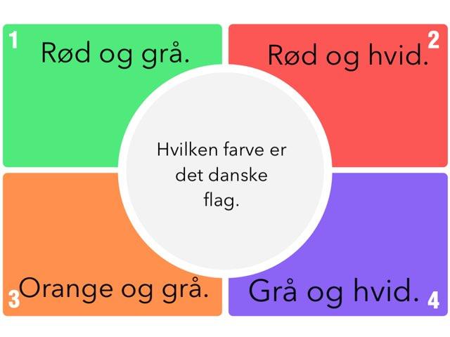 Flag På Dansk. by Oliver Eriksen