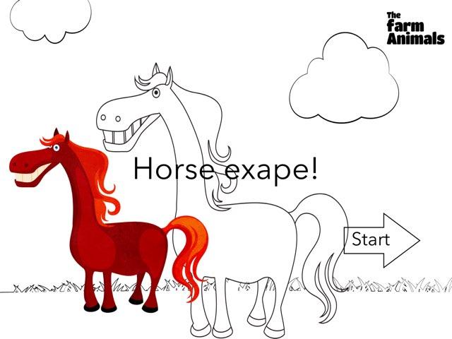 Horse Exape! by 3MK iPad