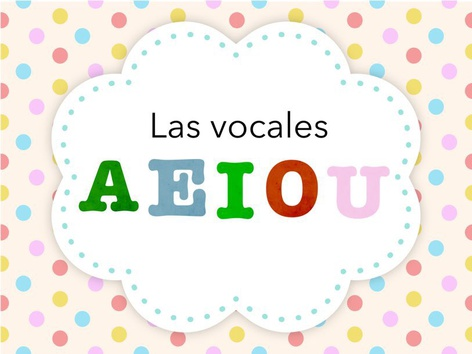 Reconocimiento Vocal Inicial by Marcela Frias Pfeiffer