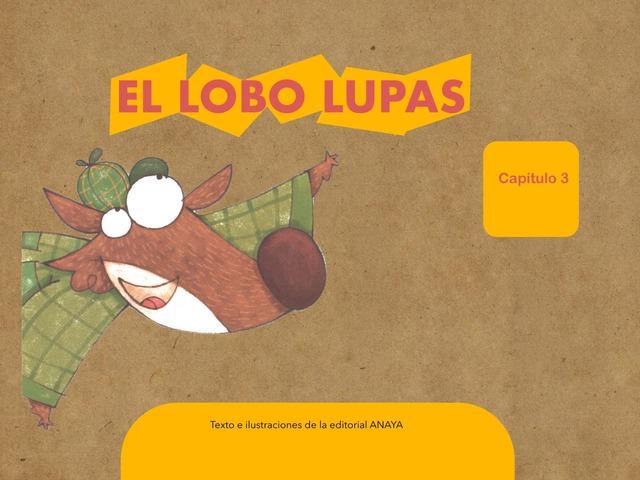 El Lobo Lupas(2) by Sergio Mesa Castellanos