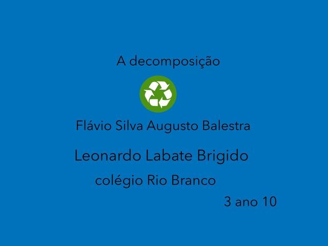 Flávio E Leonardo 3a 10 by Laboratorio Apple CRB Higienop