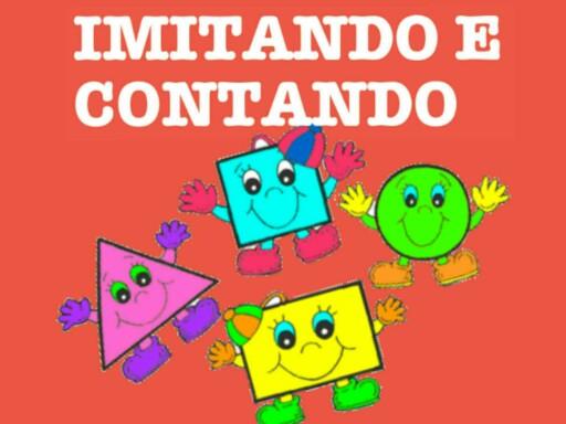 IMITANDO E CONTANDO by Tobrincando Ufrj